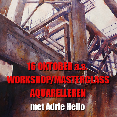 Workshops Adrie Hello 2016